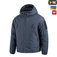 Куртка зимняя M-Tac Alpha Gen.III Dark Navy Blue