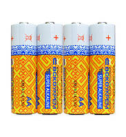 Батарейка щелочная AА.LR6.S4 (shrink 4) АСКО-УКРЕМ