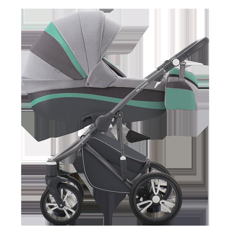 Детская универсальная коляска 2 в 1 Bebetto Murano C01