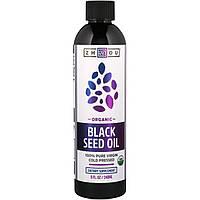 Zhou Nutrition, Органическое, 100% чистое нерафинированное масло черного тмина холодного отжима, 8 ж. унц. (240 мл)