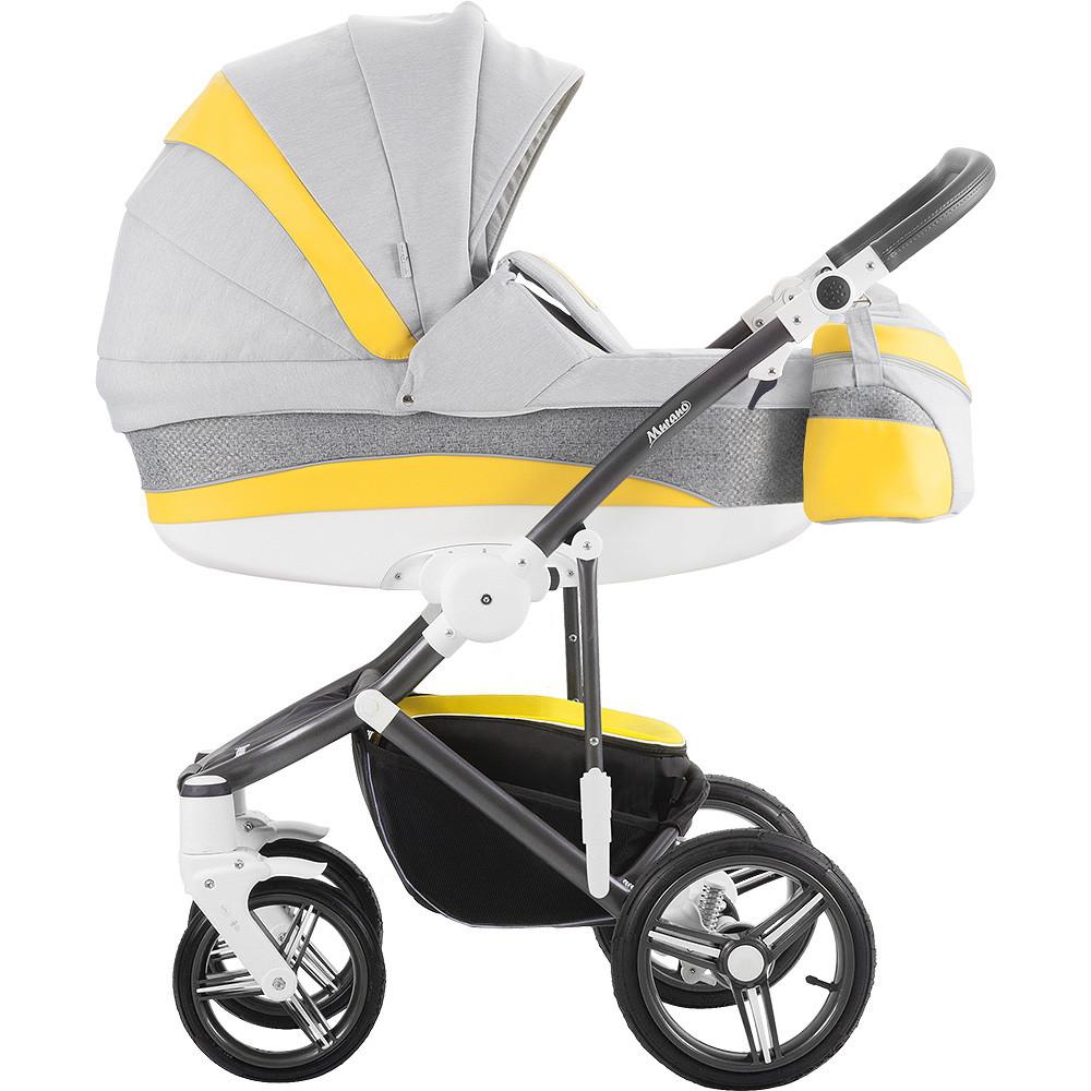 Детская универсальная коляска 2 в 1 Bebetto Murano 01M