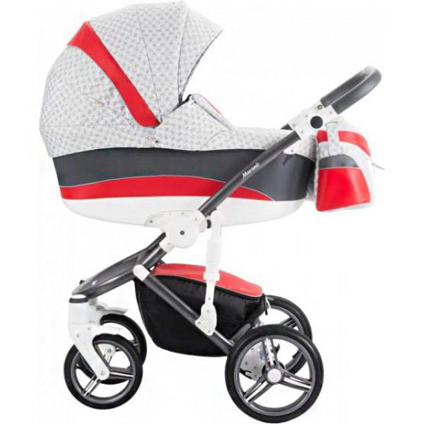 Детская универсальная коляска 2 в 1 Bebetto Murano 02M