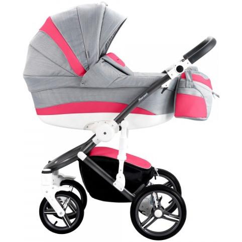 Детская универсальная коляска 2 в 1 Bebetto Murano 08M