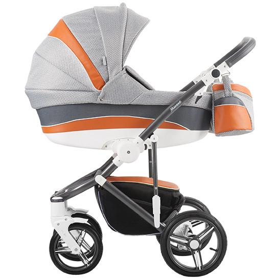 Детская универсальная коляска 2 в 1 Bebetto Murano 11M