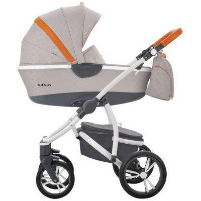 Детская универсальная коляска 2 в 1 Bebetto Silvia 01