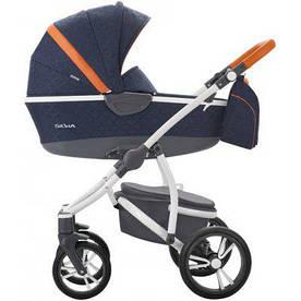 Детская универсальная коляска 2 в 1 Bebetto Silvia 03
