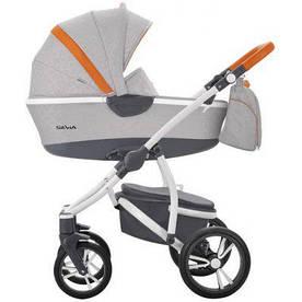 Детская универсальная коляска 2 в 1 Bebetto Silvia 02