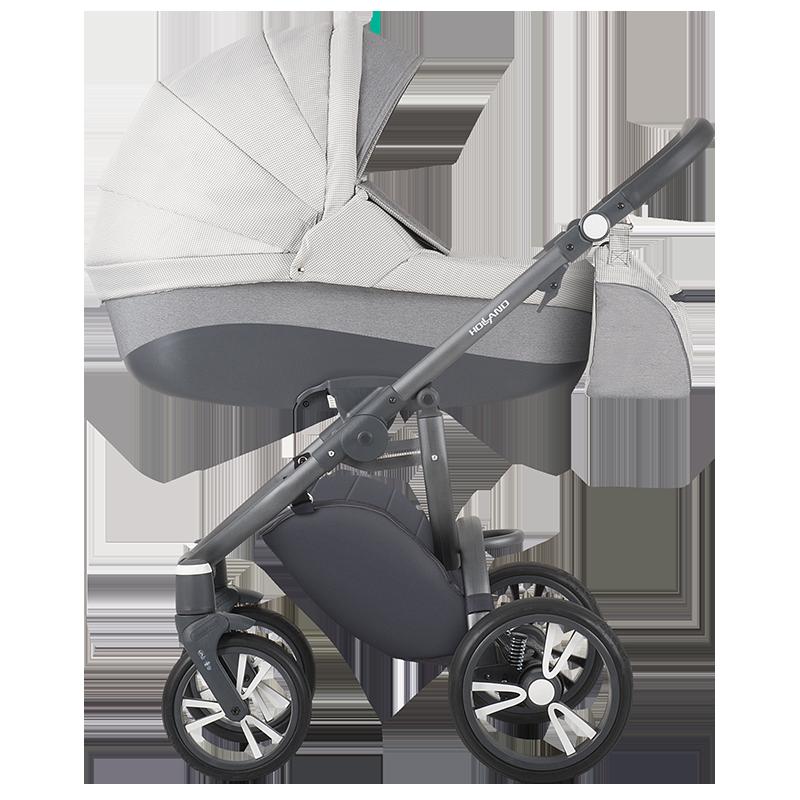 Детская универсальная коляска 2 в 1 Bebetto Holland W33