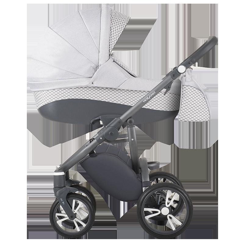 Детская универсальная коляска 2 в 1 Bebetto Holland W45