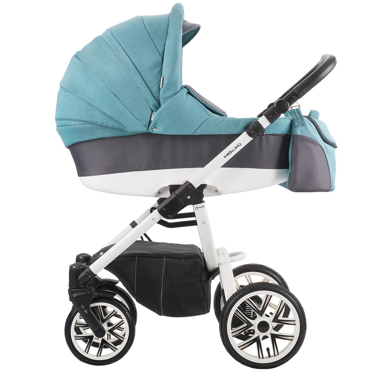 Детская универсальная коляска 2 в 1 Bebetto Holland W43