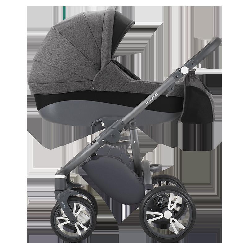 Детская универсальная коляска 2 в 1 Bebetto Holland W48
