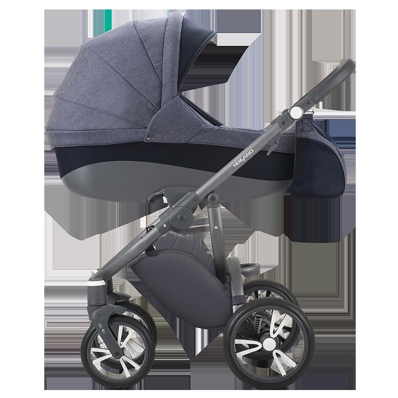 Детская универсальная коляска 2 в 1 Bebetto Holland W49