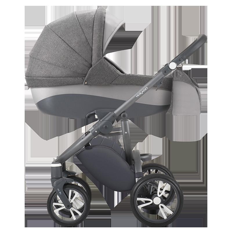 Детская универсальная коляска 2 в 1 Bebetto Holland W50