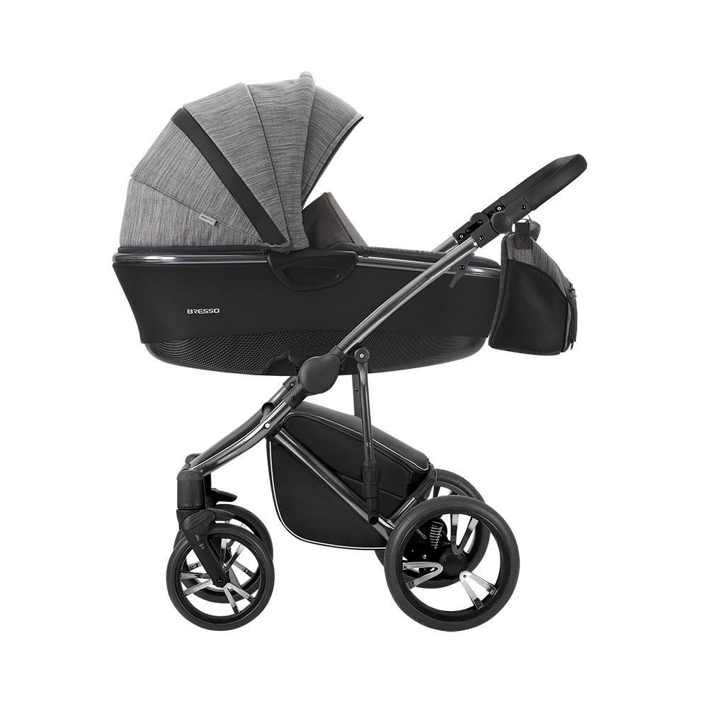Детская универсальная коляска 2 в 1 Bebetto Bresso Premium 14