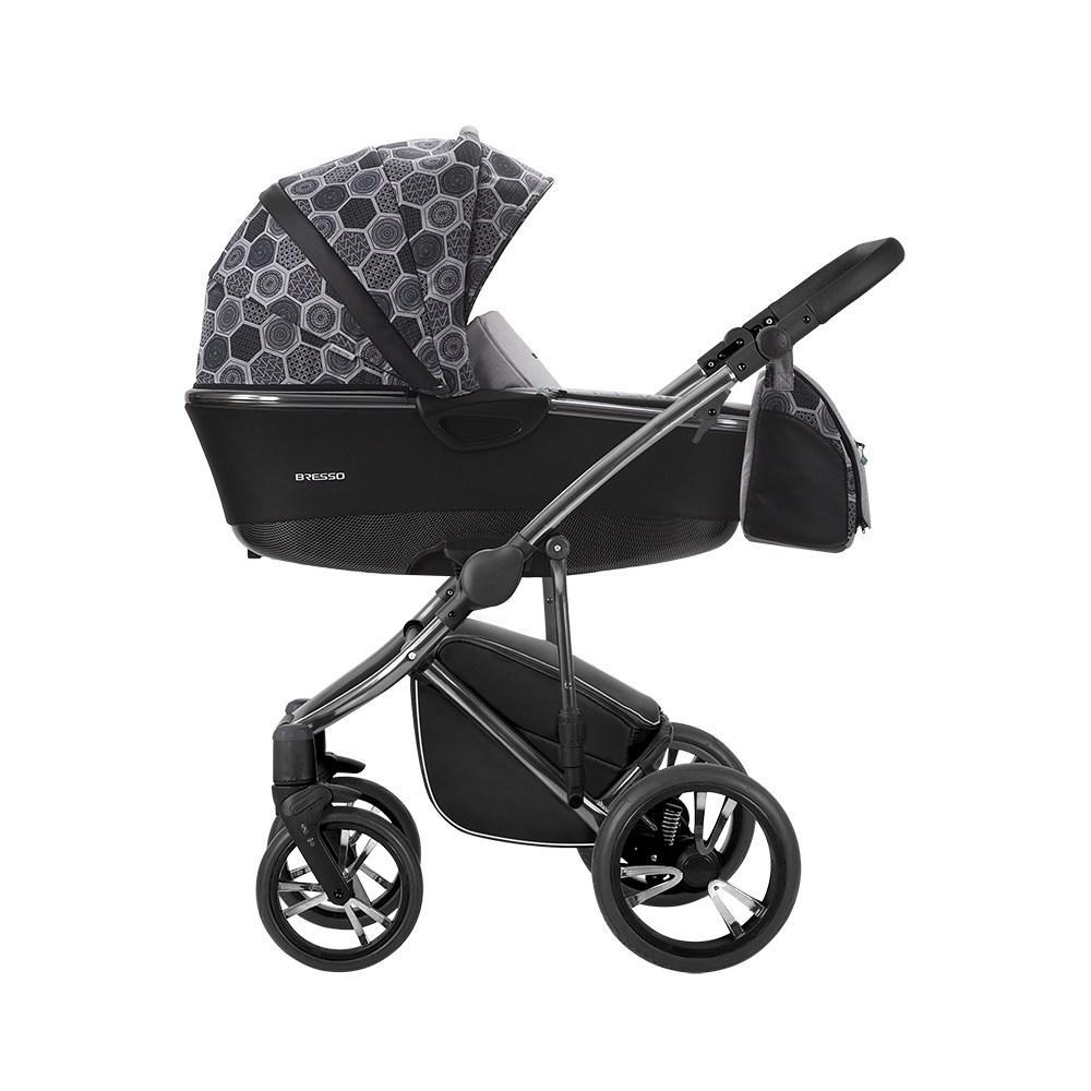 Детская универсальная коляска 2 в 1 Bebetto Bresso Premium 15