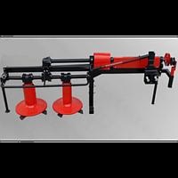Роторнаякосилка, косилка для мототрактора, КР-04 (задняя, боковая)