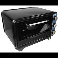 Электродуховка ST 75-351-01 BLACK/RED/BRAUN (36 л, 1300 Вт), фото 1