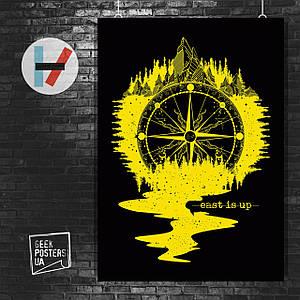 Постер Twenty One Pilots (60x85см)
