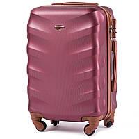Дорожный чемодан на колесах WINGS 402 Exlusive из поликарбоната Мини
