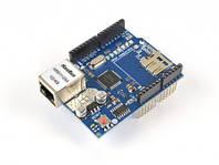 Ethernet Shield W5100 для Arduino