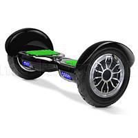 Новинка Электрический скейтборд smartboard CAVION 10 Черно-зеленый