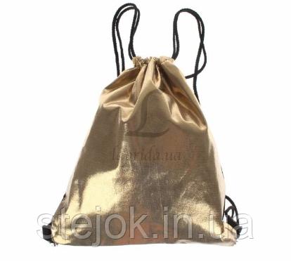 edaf008966ff Женский городской маленький блестящий рюкзак , 1 отделения, высота 42см,  ткань - Стежок в