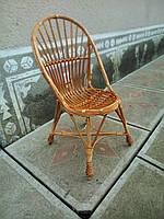 """Кресло из лозы """"Яйцо"""""""