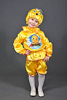 Костюм Колобок для детей 5, 6, 7, 8 лет. Детский карнавальный костюм для мальчиков и девочек