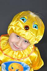 Костюм Колобок для детей 4, 5, 6, 7 лет. Детский карнавальный костюм для мальчиков и девочек, фото 2