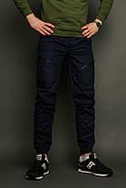Мужские штаны карго Apache темно-синие, фото 2