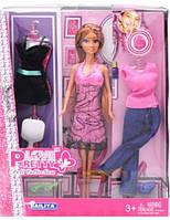 Игровой набор с куклой Дизайнер одежды 81017А