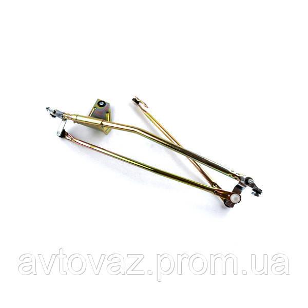 Трапеция привода стеклоочистителя ВАЗ 2110, 2111, 2112 AURORA