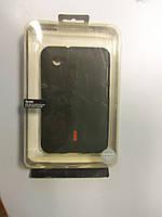 Силиконовый чехол для Samsung Galaxy Tab P1000 Black распродажа