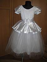 Дитяче нарядне платтячко.
