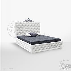 Кровать двуспальная Дианора плюс с подъемником ( 1800*2000) Миро Марк