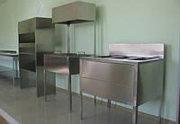 Мебель промышленная металлическая