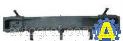 Усилитель бампера заднего на Хьюндай Соната (Hyundai Sonata)2010-2014