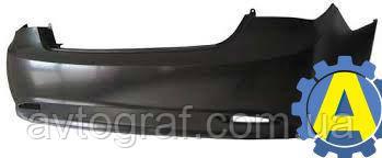 Бампер задний на Хьюндай Соната (Hyundai Sonata )2010-2014