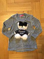 Кофта для девочек оптом, Grace, 1-5 лет., Aрт.G82624, фото 3
