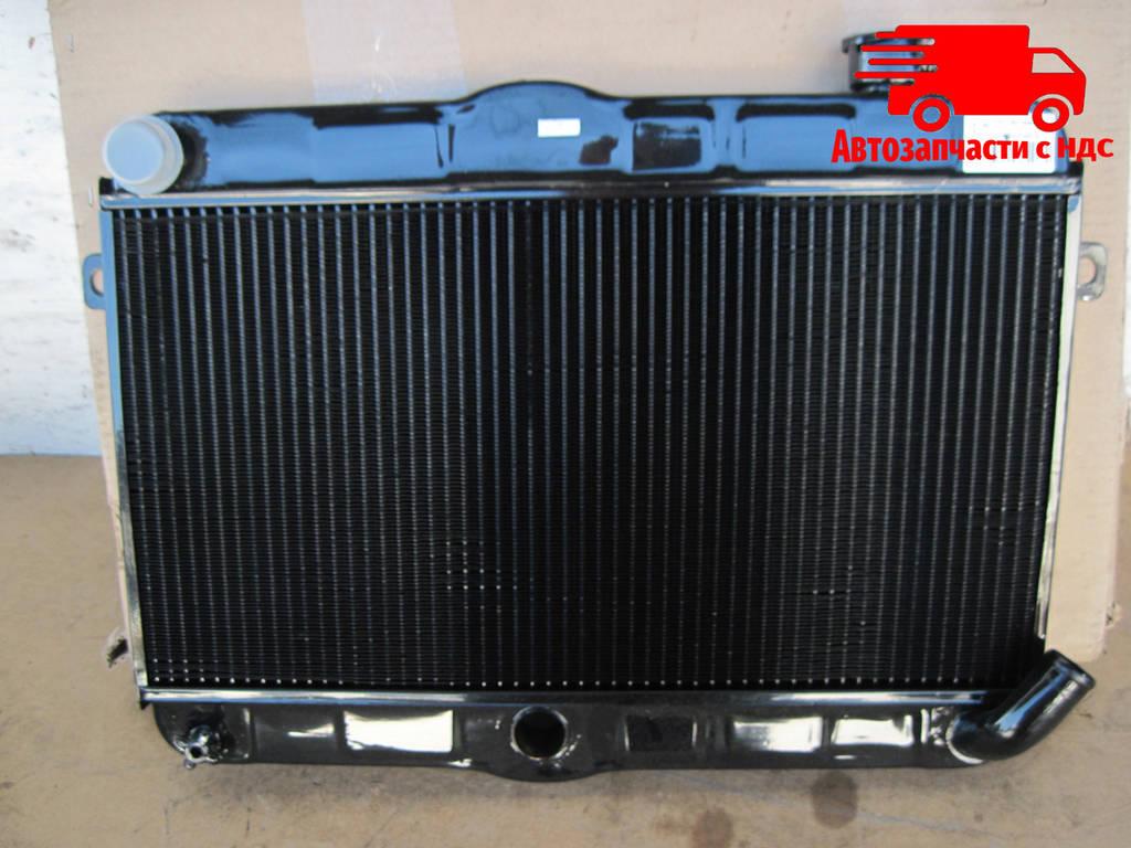 Радиатор водяного охлаждения ВАЗ 2121 (2-х рядный) (пр-во г.Оренбург). 2121.1301.1000-02. Цена с НДС.