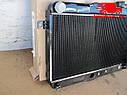 Радиатор водяного охлаждения ВАЗ 2121 (2-х рядный) (пр-во г.Оренбург). 2121.1301.1000-02. Цена с НДС. , фото 2