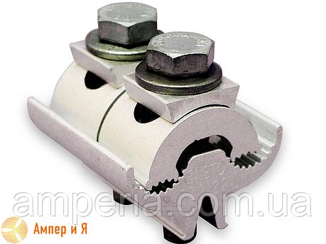 Зажим соединительный плашечный SL37.2 (6-95/6-95) ENSTO, фото 2