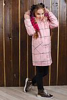 Пальто на девочку № 320 kir, фото 1
