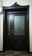 Витражи для дверей и перегородки с витражами