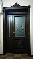 Витражи для дверей и перегородки с витражами, фото 1