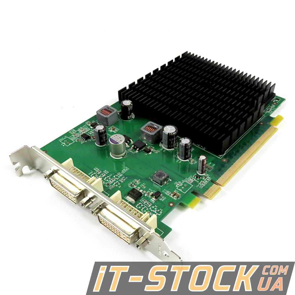 Видеокарта Fujitsu GeForce 9300GE (512MB/DDR2/64bit/2xDVI) бу