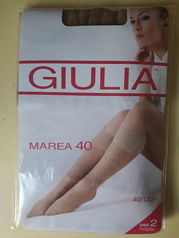 Гольфы Giulia Marea Gambaletto 40 Den 2 пары MAREA 40, фото 2