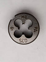 Плашка М8х0.75