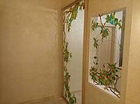Витражи в раздвижные двери и перегородки, фото 1