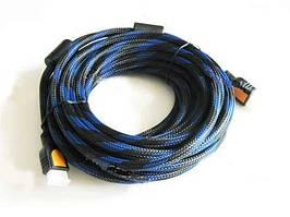 HDMI кабель 10м Premium 1080P позолоченный v1.3b